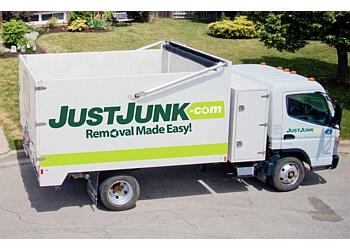 Brampton junk removal JUST JUNK