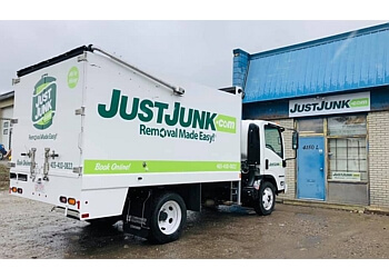 Calgary junk removal JUST JUNK