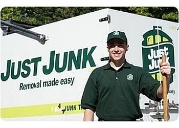 Halifax junk removal Just Junk