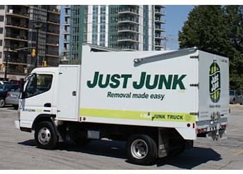 Maple Ridge junk removal JUST JUNK