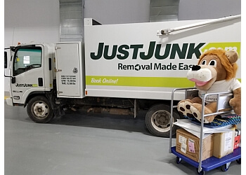 Orillia junk removal JUST JUNK