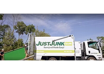 Pickering junk removal JUST JUNK