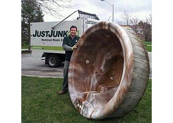 Port Coquitlam junk removal JUST JUNK