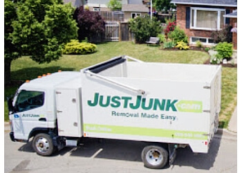 Sault Ste Marie junk removal JUST JUNK