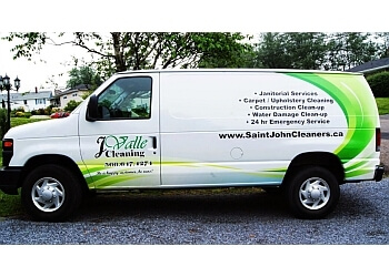 Saint John carpet cleaning J Valle Cleaning