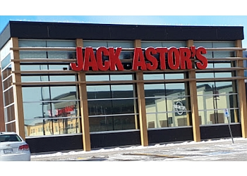 Whitby sports bar Jack Astor's Bar & Grill