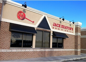 Regina bbq restaurant Jack Keaton's BBQ & Grill