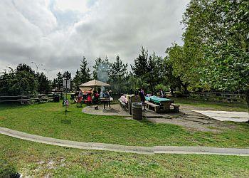 Edmonton public park Jackie Parker Park