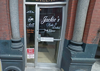 Saint John nail salon Jackie's Nails & Lashes