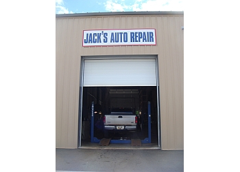 Huntsville car repair shop Jack's Auto Repair