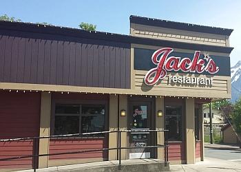 Chilliwack steak house Jacks Steakhouse