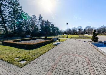 Windsor public park Jackson Park