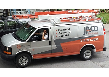 Montreal electrician Jaco Électrique