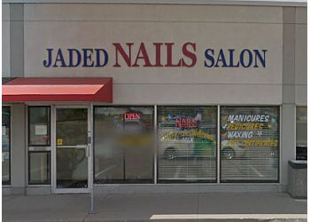 Cambridge nail salon Jaded Nails Salon