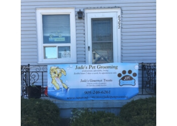 Niagara Falls pet grooming Jade's Pet Grooming & Gourmet Treats