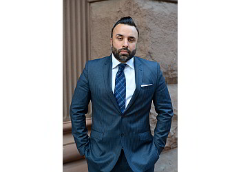Toronto criminal defense lawyer Jag Virk
