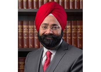 Mississauga immigration lawyer Jagmohan Singh Nanda