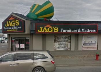 Abbotsford furniture store Jag's Furniture & Mattress