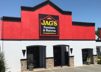 Langley furniture store Jags Furniture & Mattress