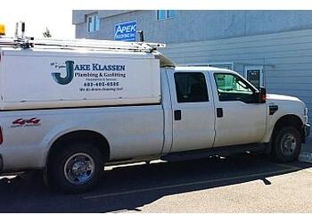 Lethbridge plumber Jake Klassen Plumbing, Inc.