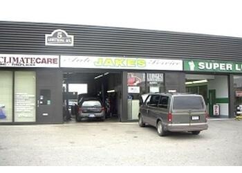 Halton Hills car repair shop Jake's Auto Service Ltd.