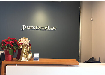 Oakville notary public James Deep Law Professional Corporation