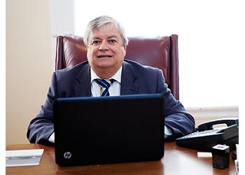 Peterborough real estate lawyer James Hauraney