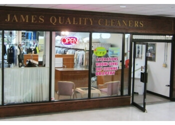 Victoria dry cleaner James Quality Cleaners