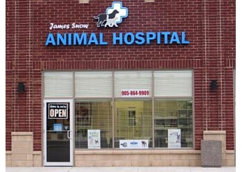 Milton veterinary clinic James Snow Animal Hospital