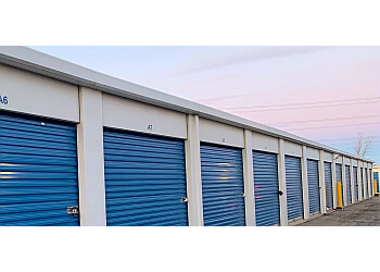 Milton storage unit James Snow Storage  sc 1 st  ThreeBestRated.ca & 3 Best Storage Units in Milton ON - ThreeBestRated