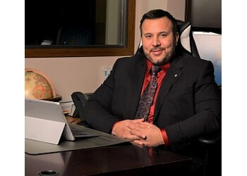 Kelowna immigration consultant Jamie Dowla