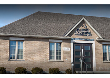 Sarnia accounting firm Jamieson Accounting Services Ltd.