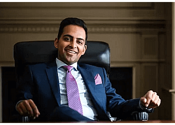 Guelph personal injury lawyer Jamil Shamji