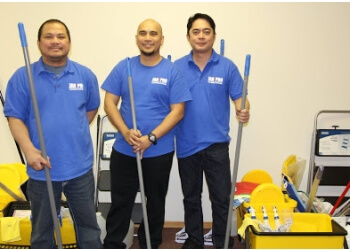 Mississauga commercial cleaning service Jan-Pro