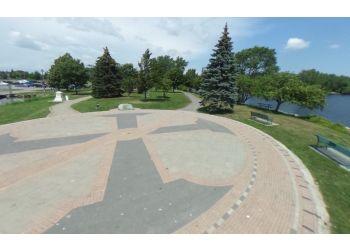 Belleville public park Jane Forrester Park