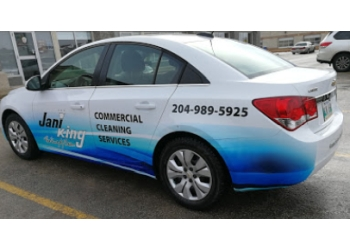 Winnipeg commercial cleaning service Jani-King