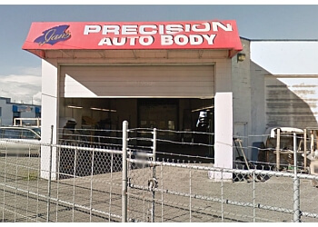 Langley auto body shop Jan's Precision Auto Body