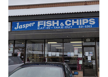 Pickering fish and chip Jasper Fish & Chips