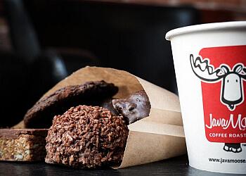 Saint John cafe Java Moose Coffee House