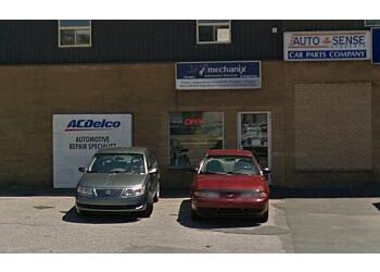 St Johns car repair shop Jax Mechanix Ltd.