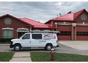 Newmarket roofing contractor Jay Carter Roofing & Sheet Metal