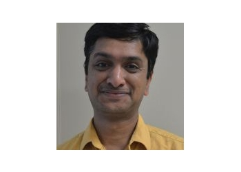 London physical therapist Jayaprakash Raman PT, PhD