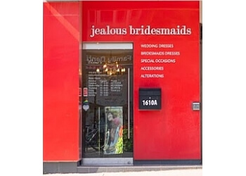 Toronto bridal shop Jealous Bridesmaids