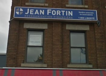 Sherbrooke licensed insolvency trustee Jean Fortin & Associés