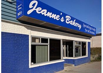 Winnipeg cake Jeanne's Bakery Ltd.