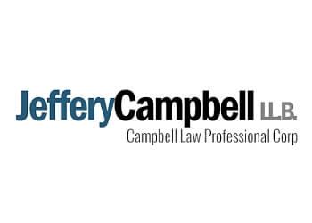 Niagara Falls personal injury lawyer Jeff Campbell