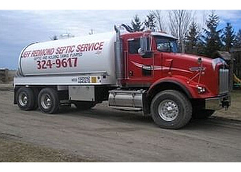 Kawartha Lakes septic tank service Jeff Redmond Septic Service Limited
