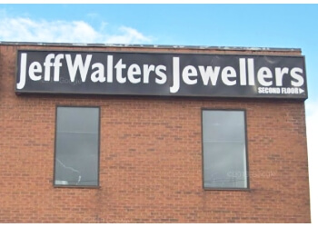 Barrie jewelry Jeff Walters Jewellers