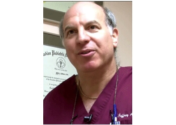 North Bay podiatrist Jeffrey Liebman, DPM