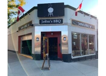 Niagara Falls bbq restaurant Jeffro's BBQ